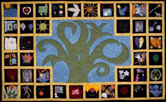Justice Storytelling Quilt, Church Council on Justice and Corrections (Canada)