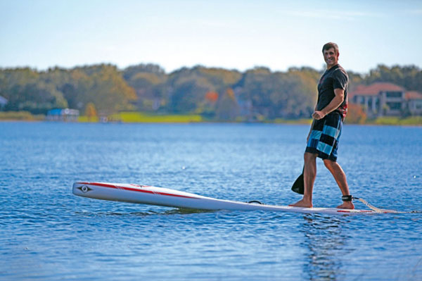Take your sup training to the next level with Chase Kosterlitz