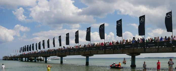 The Mercedes-Benz SUP World Cup establishes its rightful home in Scharbeutz & an exciting future for the World Series in Germany