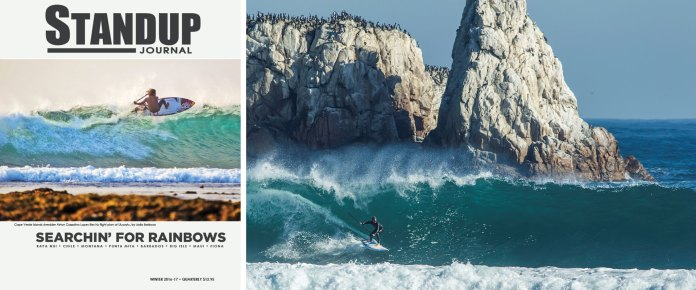 Standup Journal's Winter Travel issue NOW on newsstands!