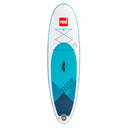 """Paddleboard RED RIDE 9'8"""" model 2018"""