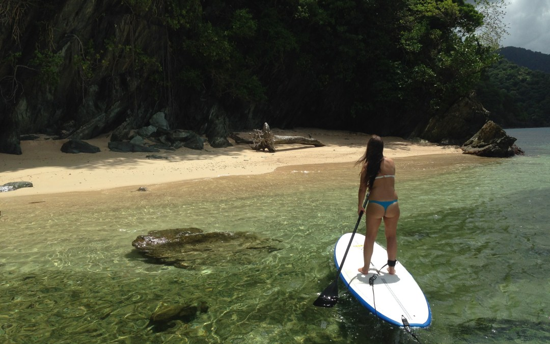 New Years Resolution – Stand Up Paddle!
