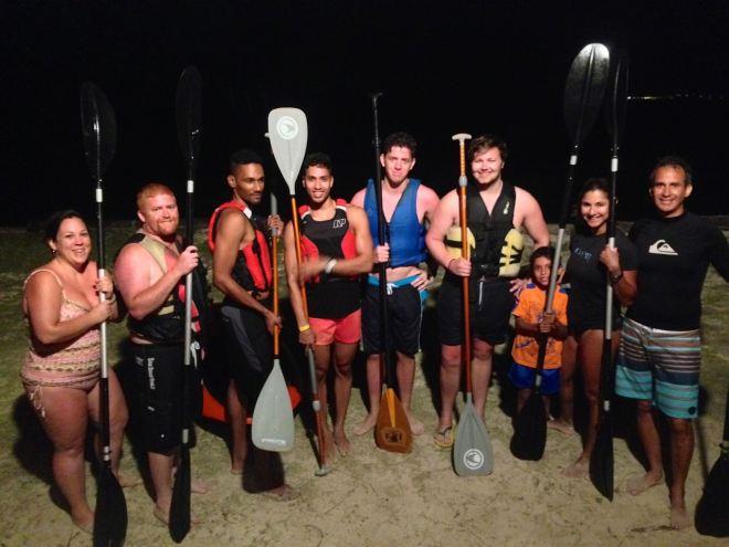 Family activities in Tobago