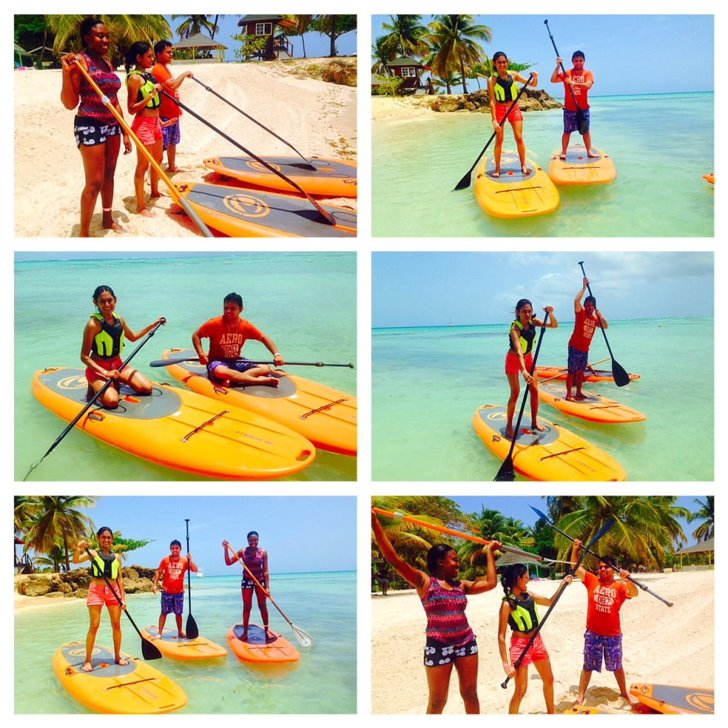 Beginner Stand Up Paddle Lessons