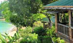 Castara Retreats - View from Birdsong