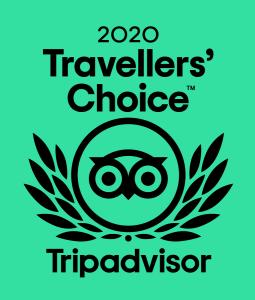 Tripadvisor Travellers Choce