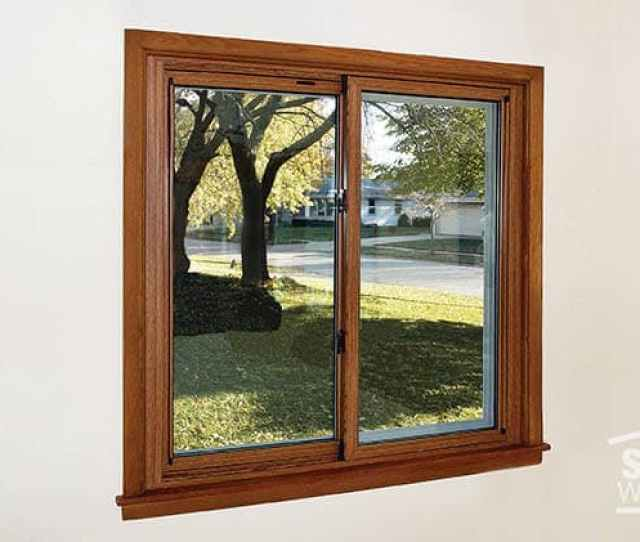 Often Referred To As A Slider Or Gliding Windows Sliding Windows Have Sashes That Slide Either Left Or Right In A Single Frame A Two Lite Sliding Window