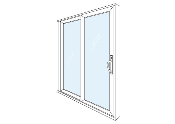 patio door sizes and configurations
