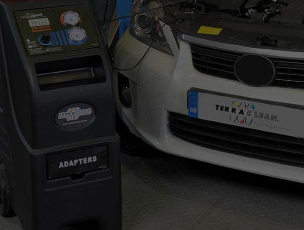 Services - Terraclean Service Centre at Stanfield Garage Bournemouth