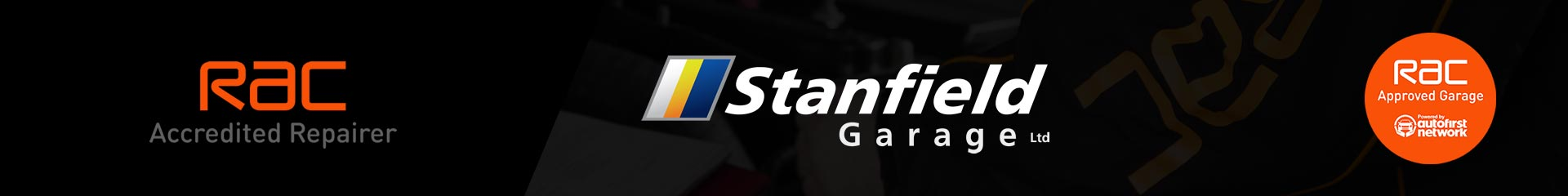 Stanfield Garage are RAC Accredited Repairers in Bournemouth