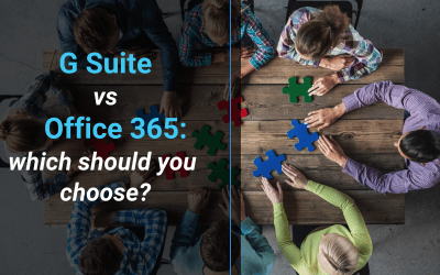 G Suite vs Office 365: Which One Should You Choose?