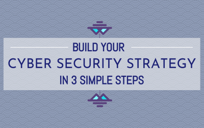 How to Build A Solid Cyber Security Strategy in 3 Steps