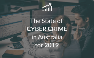 The State of Cyber Crime in Australia for 2019