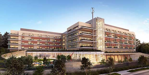 Lucile Packard Children's Hospital Stanford - New Hospital