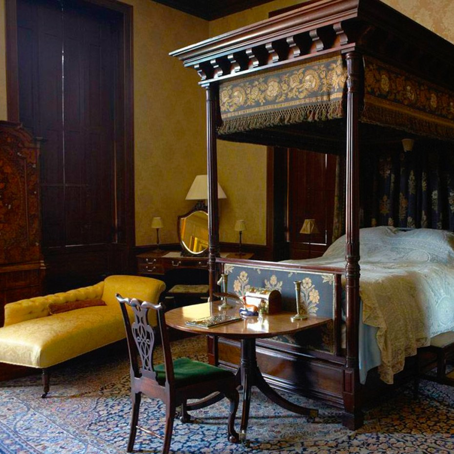 stanford hall guest bedroom wedding venue leicestershire