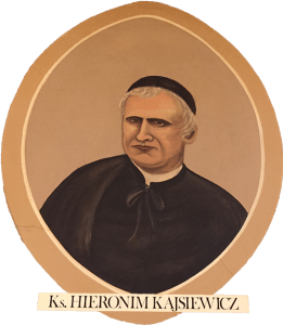 Hieronim Kajsiewicz - Hamilton
