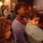 Laura, Philippe et «sa» Junia (ma nièce)