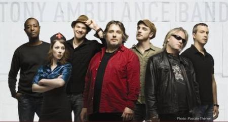 Les joyeux lurons du Tony Ambulance Band