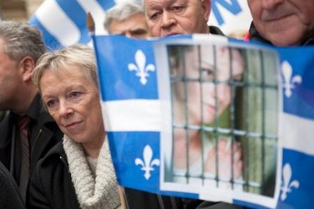 Cassez - appuis du Québec