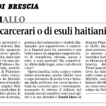 Zombi Blues dans Giornale di Brescia