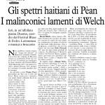 Zombi Blues dans La Cronaca di Piacenza-2