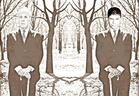 Borges et moi