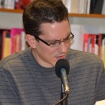 David Leblanc, auteur de Mon nom est personne