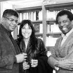 S. Péan, A. O'Leary et D. Laferrière - Alain Mercier