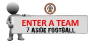 First Match Free For New 7aside Teams!