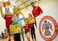 Stanley Trust team up with Gulliver's