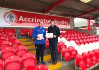 Accrington Stanley Football Club Support Community Trust