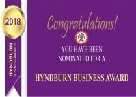 Community Trust Nominated for Hyndburn Business Awards