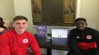 Players Help Launch Chatty cafe