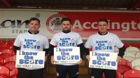 Billy, Seamus & Sean 'Know The Score' Do You?
