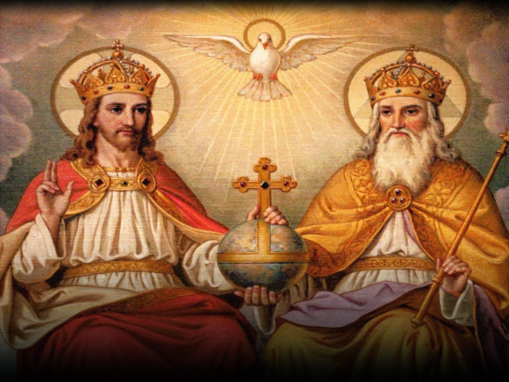 Homily May 26 27 Solemnity Of The Most Holy Trinity