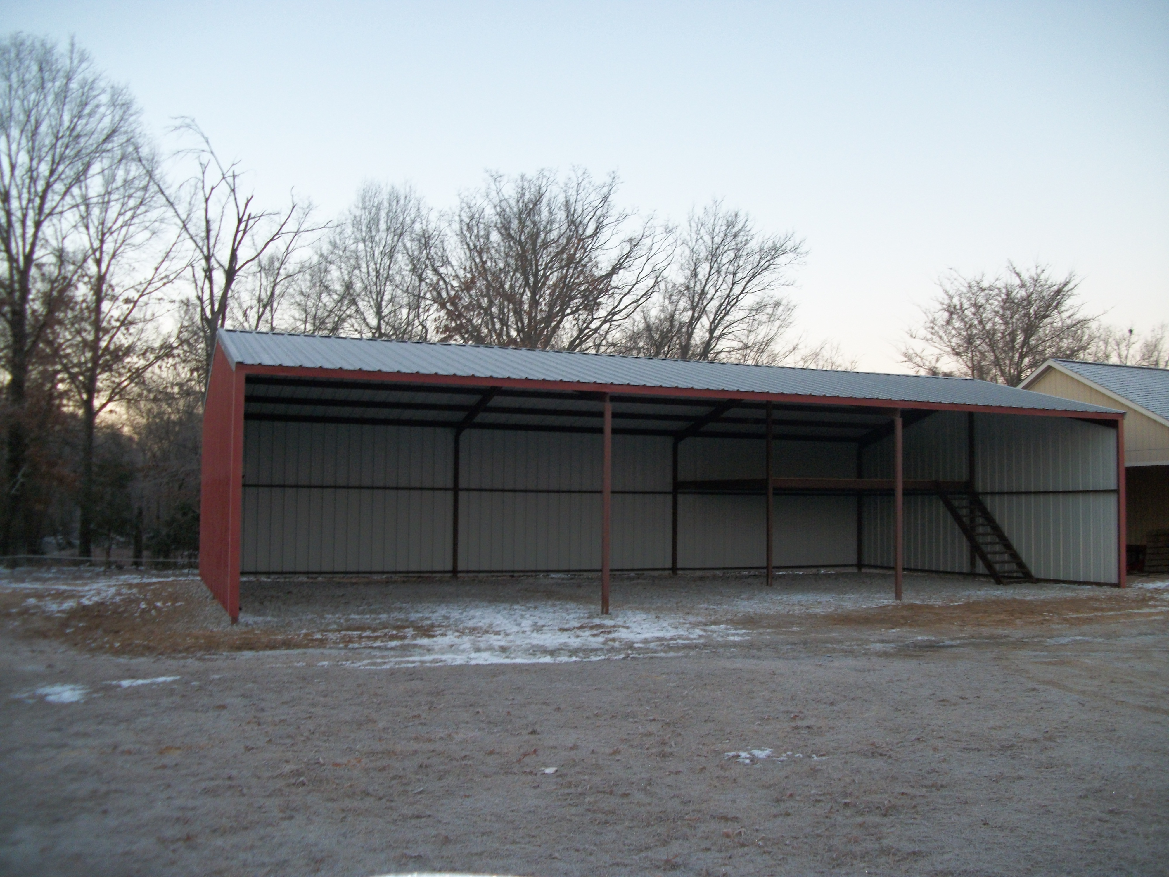 Small Shed Construction