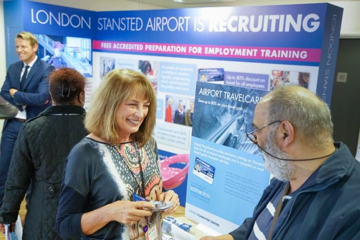 London Stansted Airport Jobs Fair, Tottenham, 19th September 2017
