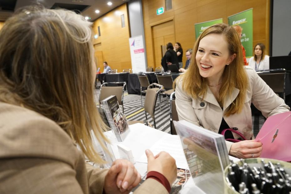 Hundreds of career options on show at Stansted Airport Jobs Fair
