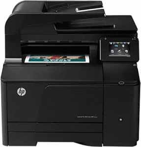HP LaserJet Pro 200 All in One Color Printer  M276nw    Staples https   www staples 3p com s7 is
