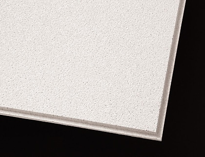 armstrong dune angled tegular 2 x2 white ceiling tile 16 count 1774