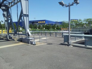 The event will be at IKEA in Red Hook.