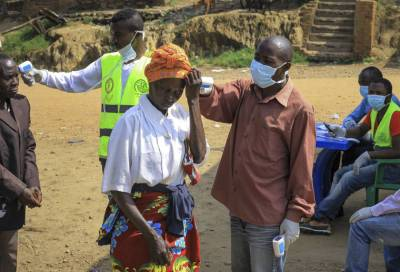 Massive Ebola Outbreak Spreads Across DRC Border Infected 5 5 Year
