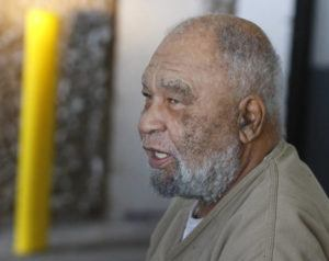 ASSOCIATED PRESS                                 In this Nov. 26, 2018 file photo, Samuel Little, who often went by the name Samuel McDowell, leaves the Ector County Courthouse after attending a pre-trial hearing in Odessa, Texas. The Federal Bureau of Investigation says Little, who claims to have killed more than 90 women across the country, is the most prolific serial killer in U.S. history.