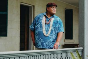 COURTESY ANTONIO AGOSTO                                 Two-time Grammy Award winner Kalani Pe'a will perform at the Lincoln Center in New York in February.