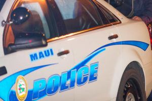 STAR-ADVERTISER FILE                                 A vehicle collision in Kula, Maui, this afternoon resulted in the death of a bicyclist.
