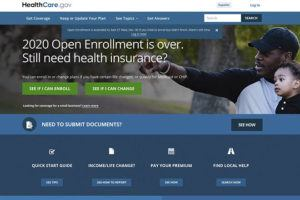 """ASSOCIATED PRESS                                 This screen grab from the website HealthCare.gov shows the extended deadline for signing up for health care coverage for 2020. The Trump administration says people will get more time to sign up for """"Obamacare"""" health insurance following a spate of computer glitches over the weekend. The new HealthCare.gov deadline is 10 p.m. Tuesday in Hawaii."""