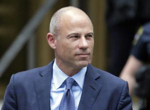 ASSOCIATED PRESS                                 California attorney Michael Avenatti leaves a courthouse in New York following a hearing in May.
