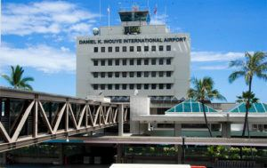 STAR-ADVERTISER / May 19, 2017                                 Daniel K. Inouye International Airport is now one of 20 nationwide that is screening for the coronavirus, officials confirmed today.