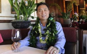 STAR-ADVERTISER / JULY 2013                                 Restaurateur Peter Kim at The Signature Prime Steak & Seafood on the 36th floor of the Ala Moana Hotel. Kim is opening a second steakhouse next to Liliha Bakery on Nimitz Highway.
