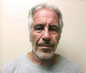 "NEW YORK STATE SEX OFFENDER REGISTRY VIA ASSOCIATED PRESS                                 Jeffrey Epstein, seen in a March 2017 mugshot. Video footage of the area around Jeffrey Epstein's jail cell on a day he apparently tried to kill himself ""no longer exists,"" federal prosecutors told a judge today."